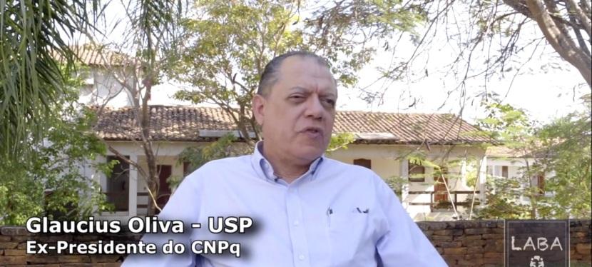 PodCast – Manifesto do Prof. Glaucius Oliva contra o desmonte dasuniversidades